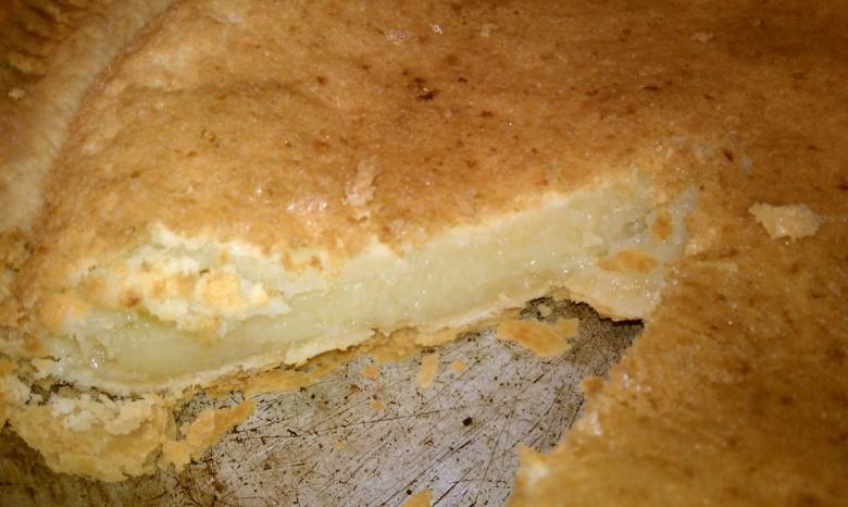 15. Уксусный пирог десерты, еда, мерзость, отвратительная еда, факты