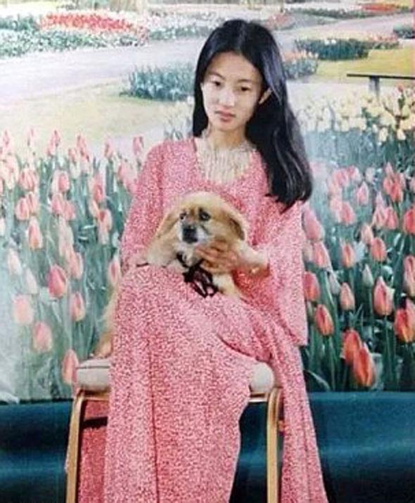 А вот так Е Вэнь выглядела в свои 30 лет! китаянка, красота, молодость, тело, фигура
