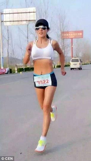 Потрясающее тело 50-летней китаянки: это нечто! китаянка, красота, молодость, тело, фигура