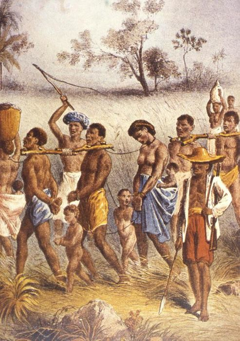 trans atlantic slave trade vs human trafficking Taking a stand against human trafficking it is estimated that during the years of the trans-atlantic slave trade 12 million people were enslaved.