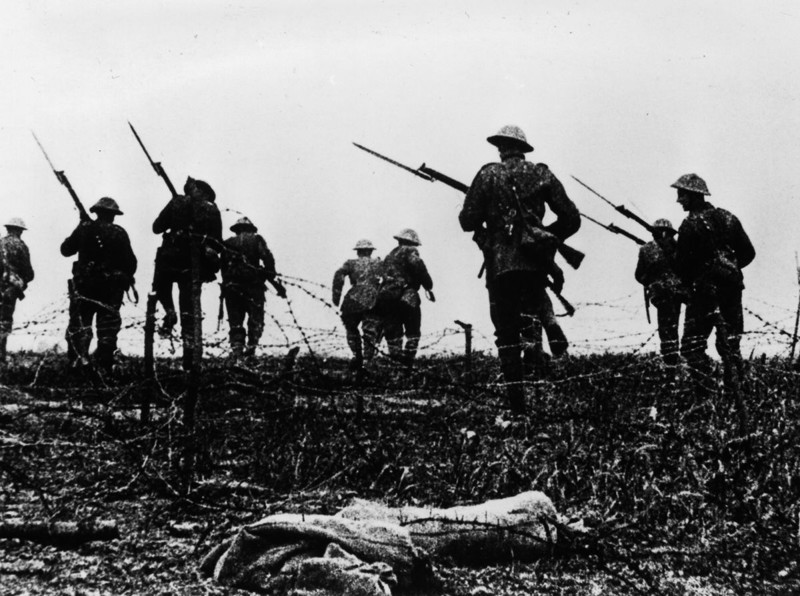 an introduction to the history of the battle of the somme History battle of the somme follow the battle of the somme story by strolling down through an excellent introduction to the battle of somme is the audio.