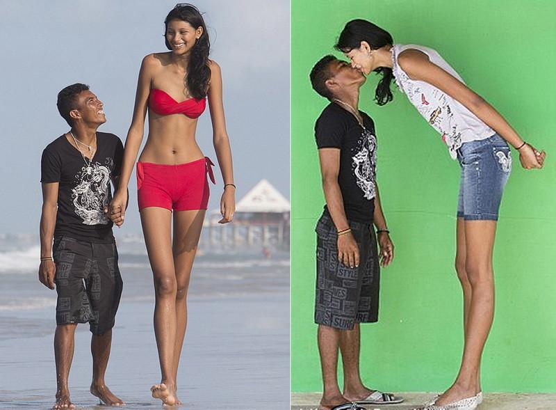 Картинках, девушка выше парня прикольные картинки