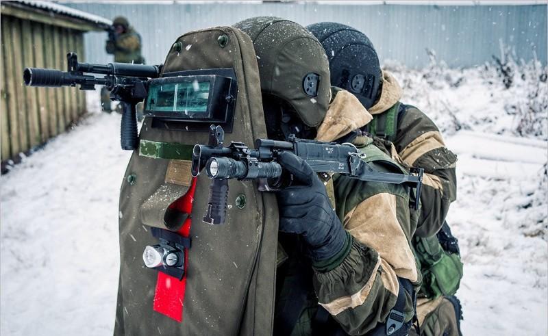Вооружение группы АЛЬФА ЦСН ФСБГруппа Альфа, война, оружие, спецподразделение