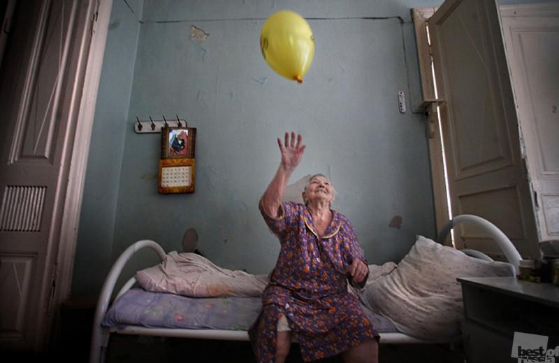 Притчи про дом престарелых новый год в доме для пожилых
