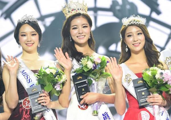 Конфуз на конкурсе Мисс Корея 2016: выбрать победителя еще никогда не было так сложно конкурс красоты, корея