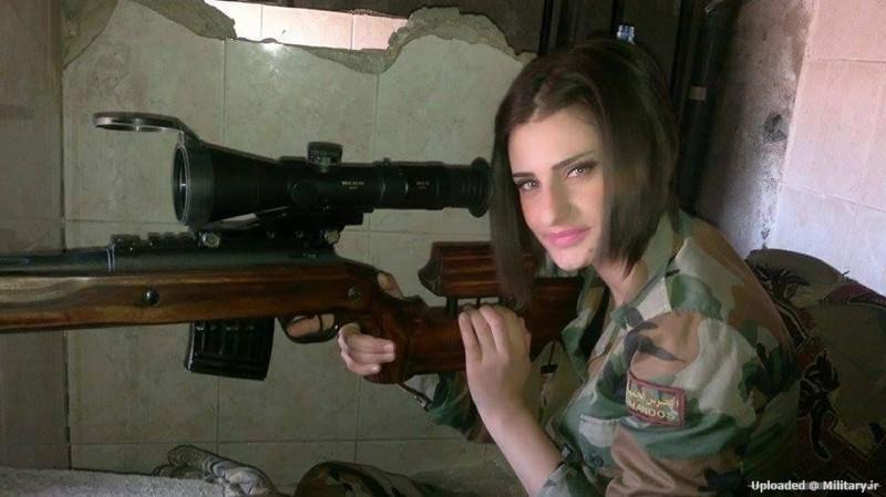 Сексуальные сирийские девушки