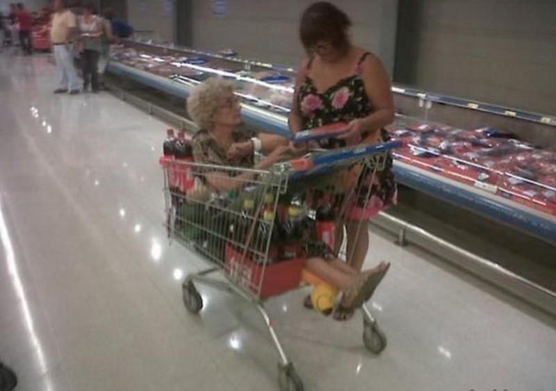 Старики — это как дети, только старики. прикол, старики, старики отжигают, юмор