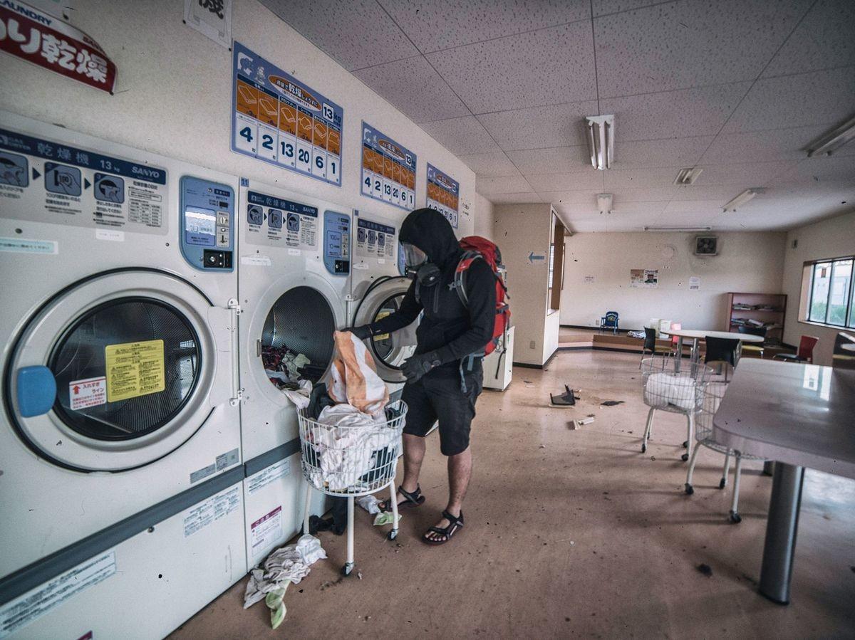 Фотограф проник в заброшенный город у «Фукусимы» фотограф, фукусима