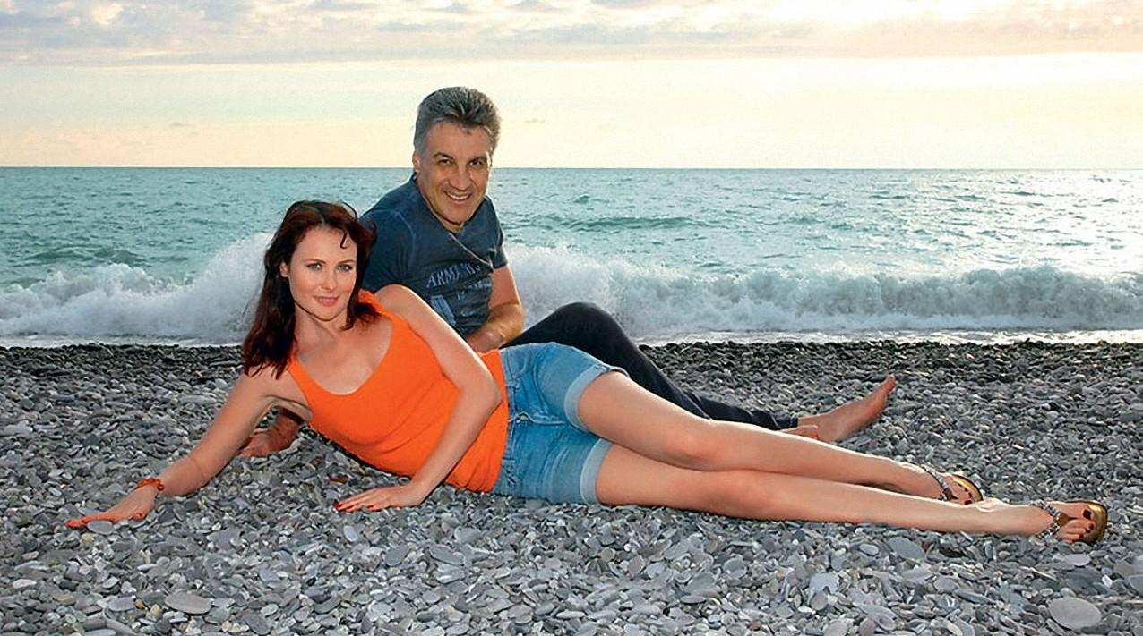 Алексей Пиманов женился на 38-летней актрисе Ольге Погодиной брак, неравный брак, поженились, супруги