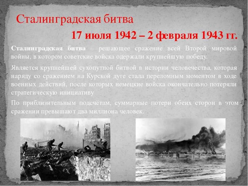 18. Сталинградская битва (1942-1943 годы) Русский воин, армия, война, победа