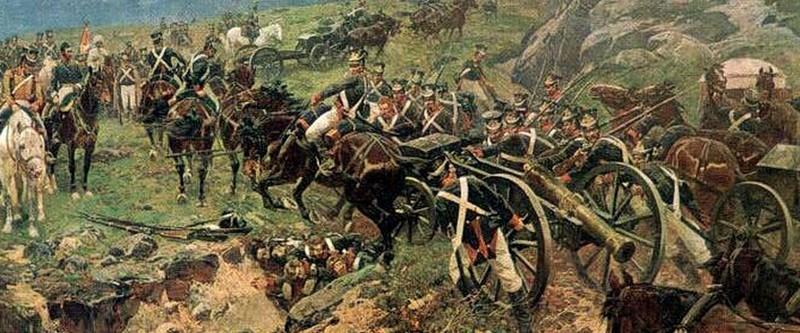 15. Сражение при Сарыкамыше (1914 год) Русский воин, армия, война, победа