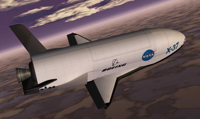 1. Boeing X-37 военное дело, секреты, сша, факты