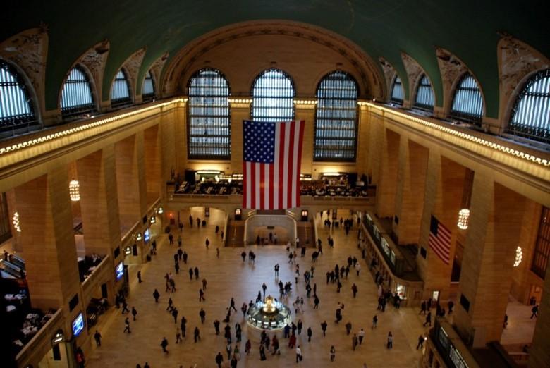 4. Бункер на Центральном вокзале Нью-Йорка военное дело, секреты, сша, факты
