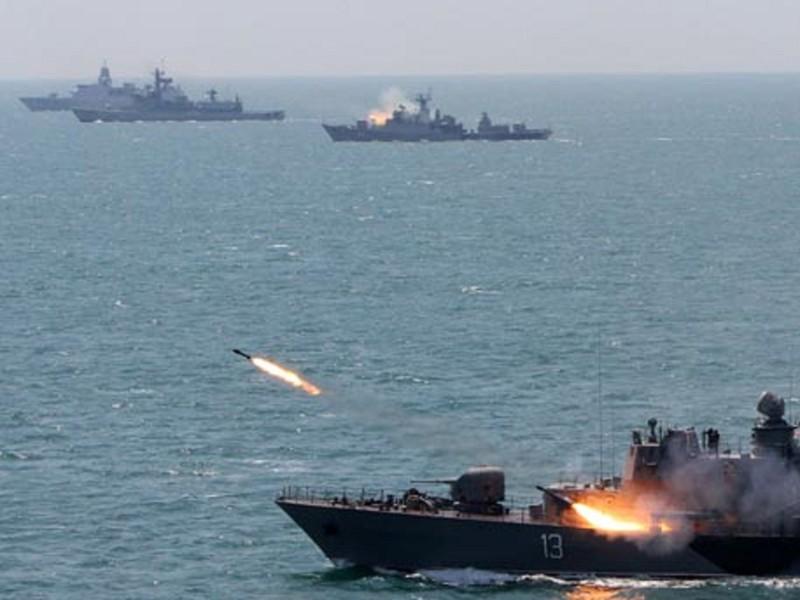 Эрдоган не дает развернуться кораблям США в Черном море