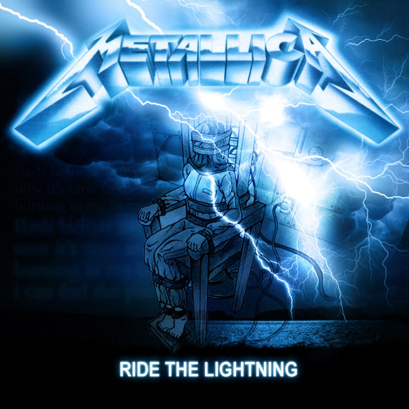"4. Metallica ""Ride the Lightning"" covers, music, прикол, юмор"