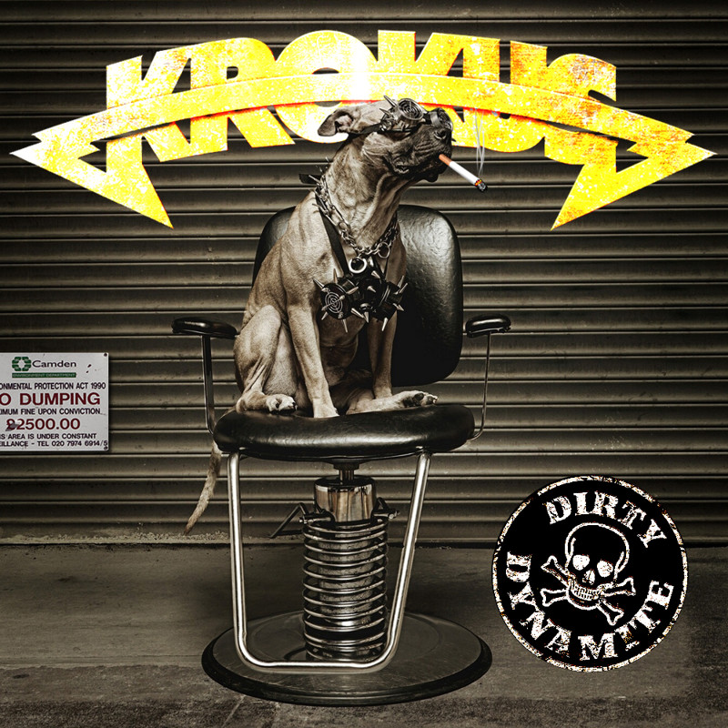 "6. Krokus ""Dirty Dynamite"" covers, music, прикол, юмор"