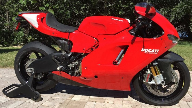 "Новый легендарный мотоцикл Ducati Desmosedici RR ""Street Legal Version"" Desmosedici, ducati, мото, мотоцикл, спортбайк"