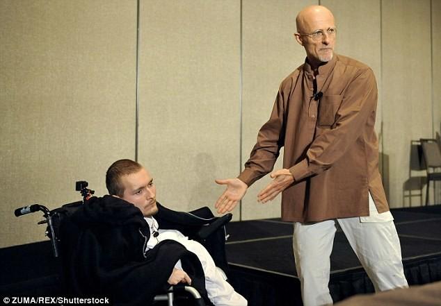 Шок: российского пациента готовят к первой в мире пересадке головы! операция, пересадка головы, трансплантация, чудеса науки