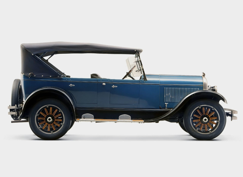 Chrysler B70 (1924-25) авто, история, факты