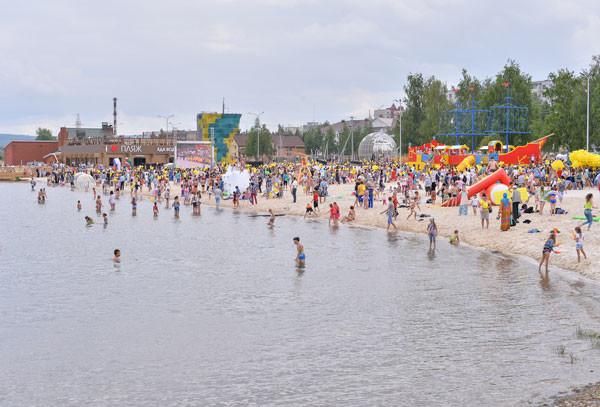 Картинки альметьевск пляж