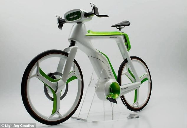Air-Purifier Bike авто, байк, велосипеды, видео
