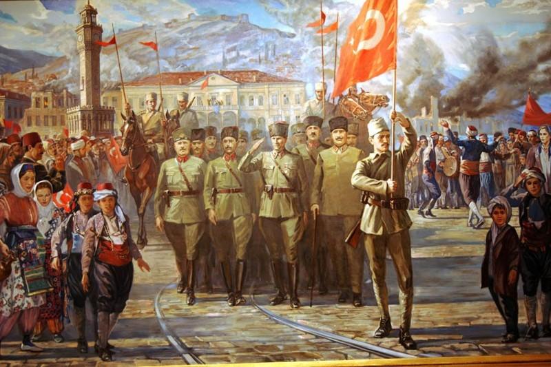Турции как государства сейчас вообще могло бы не существовать СССР, история, российская империя, россия, факты