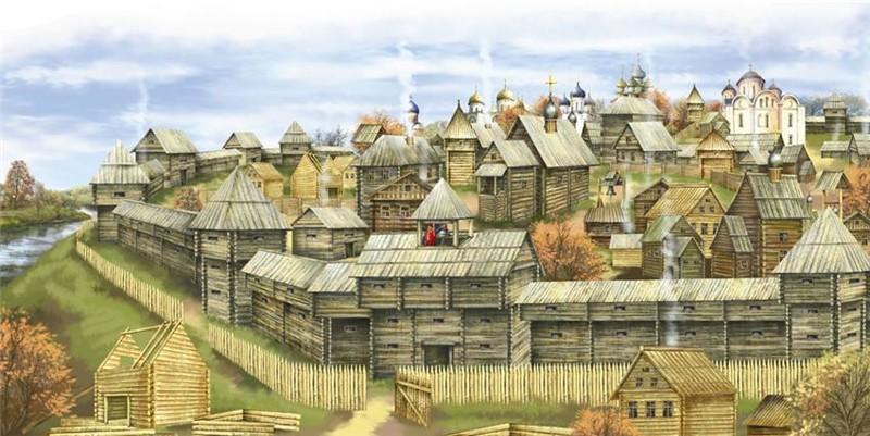Первая столица славян — город Словенск, был основан в 2409 г. до нашей эры СССР, история, российская империя, россия, факты