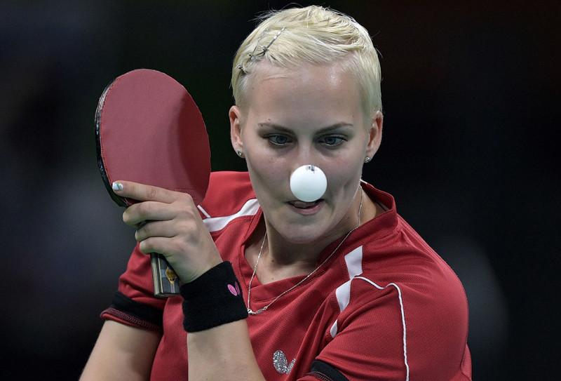 Настольный теннис. олимпиада, рио2016, спорт