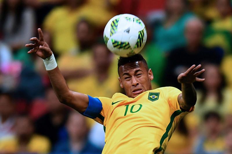 Лучшее лицо футболиста. олимпиада, рио2016, спорт