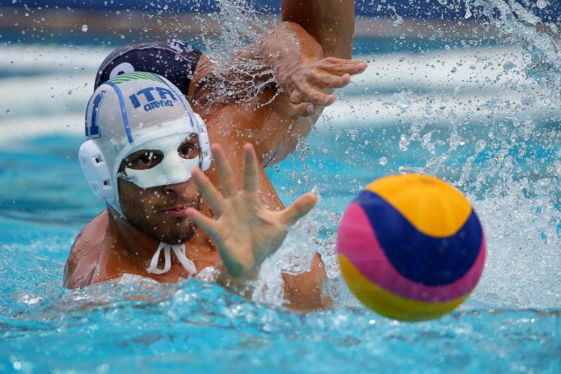 Настоящая магия в водном поло. олимпиада, рио2016, спорт