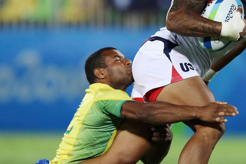 Страсти в регби. олимпиада, рио2016, спорт