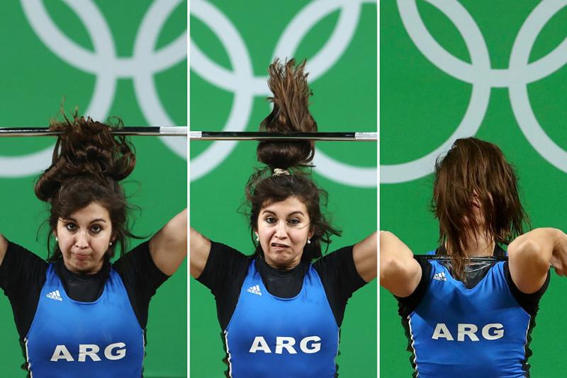 Тяжелая атлетика предоставляет большие возможности. олимпиада, рио2016, спорт