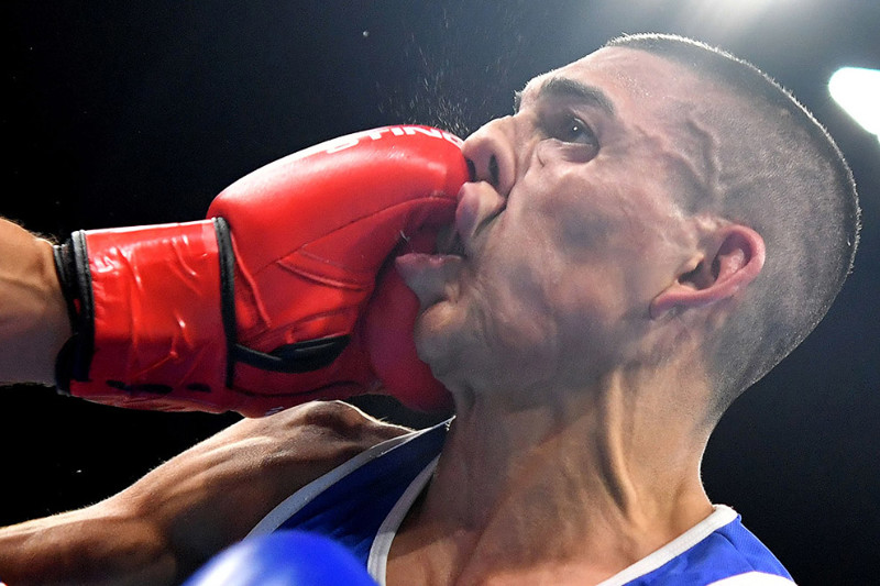 Лучшее лицо в боксе. Явная заявка на лидерство. олимпиада, рио2016, спорт