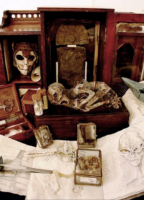 Пришельцы майя мистика, находки, тайны, чудовища