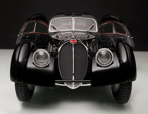 Bugatti Type 57SC Atlantic 30-40 миллионов $