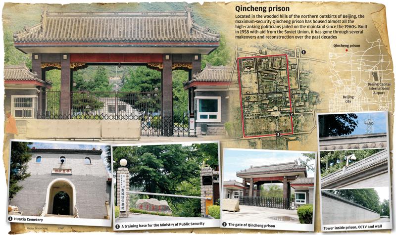 8. Тюрьма Циньчен (Китай) мир, психлечебница, тюрьма