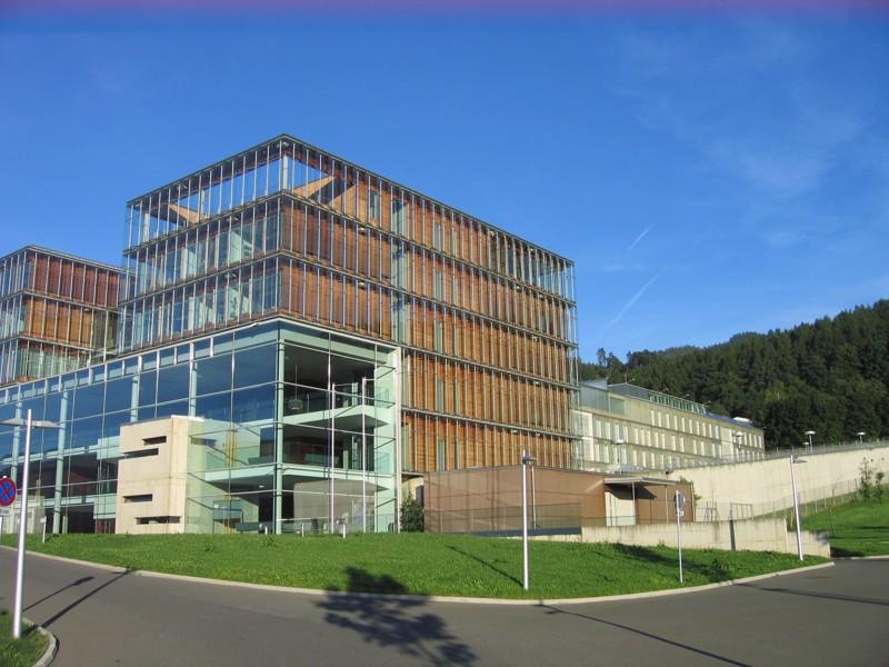 5. Центр юстиции Леобен (Австрия) мир, психлечебница, тюрьма