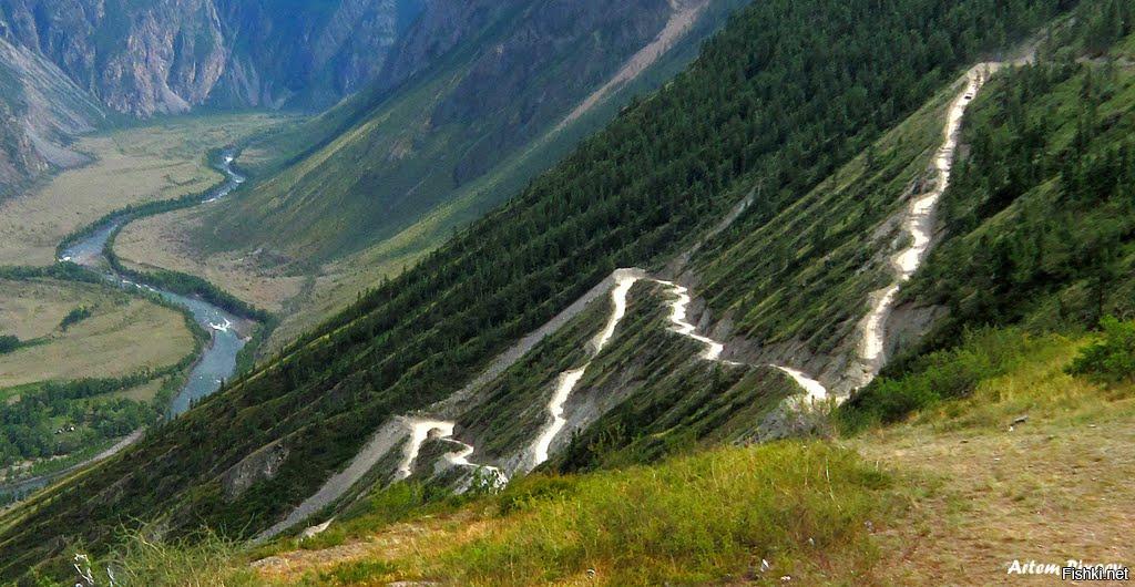 Перевалы в горном алтае фото
