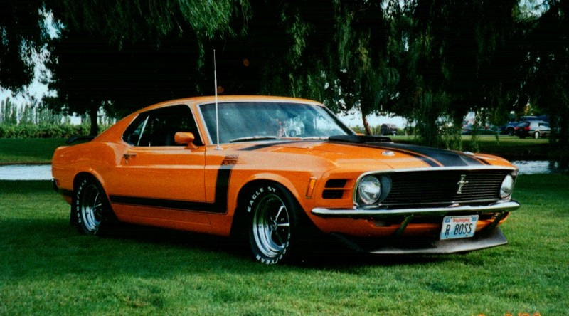2 место. Ford Mustang Boss 302/Shelby GT500 «Eleanor» авто, история, факты