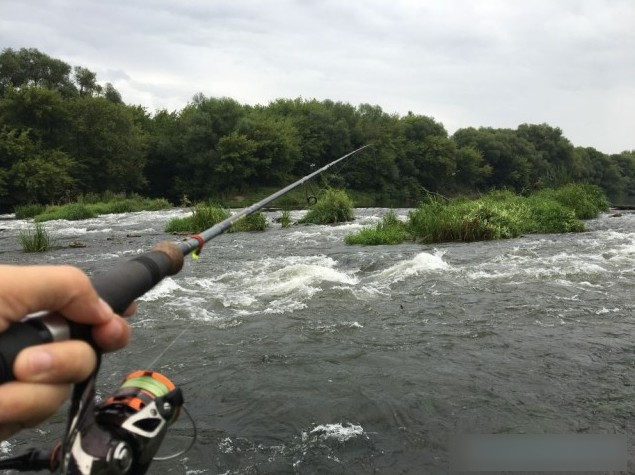 Рыбалка. Спиннинг. Дон рыбалка, своими руками, сделай сам