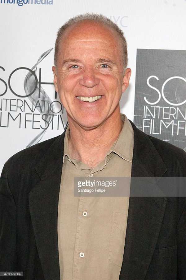 Actor Lance Kinsey attends SOHO International Film Festival 2015 at Village East Cinema on May 14, 2015 in New York City. (Photo by Santiago Felipe/Getty Images)  звезды, история, полицейская академия, факты