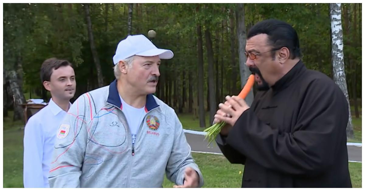 Лукашенко нагородив Кадирова орденом Дружби народів - Цензор.НЕТ 9770