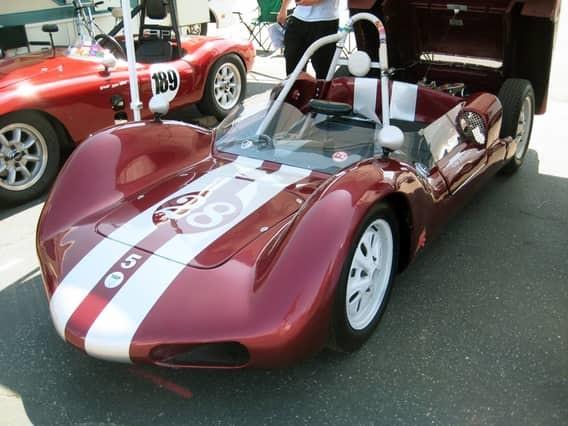 Elva MK VI автомобили, миниатюрные автомобили, техника