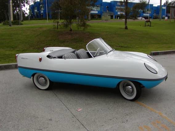 Goggomobil Dart автомобили, миниатюрные автомобили, техника