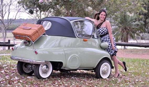 Isetta автомобили, миниатюрные автомобили, техника