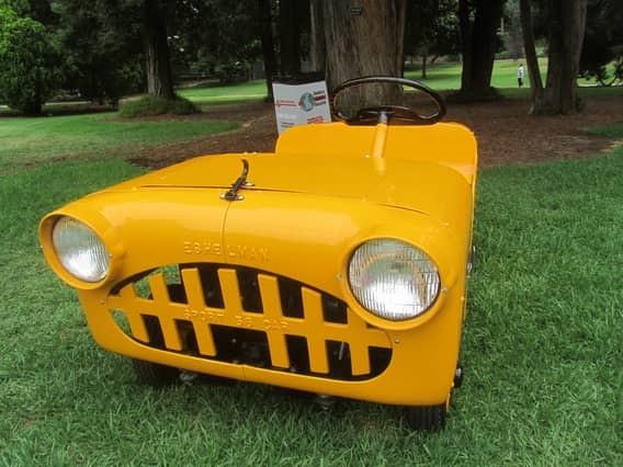 Eshelman Sport Car De Luxe автомобили, миниатюрные автомобили, техника