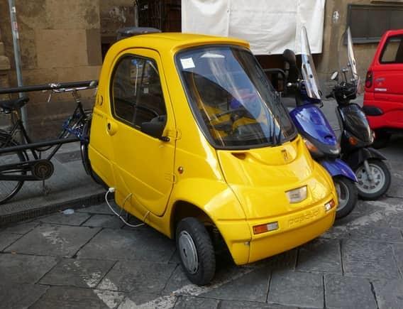 Pasquali Riscio автомобили, миниатюрные автомобили, техника