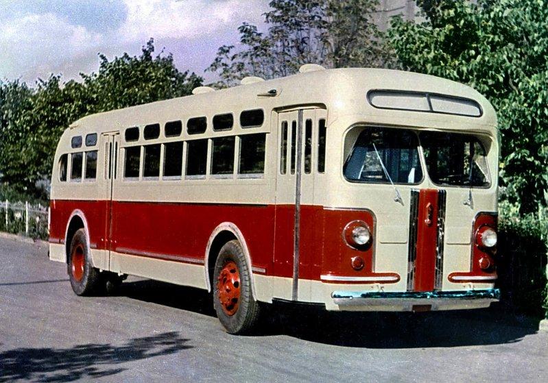 ЗИС-154 СССР, автобус