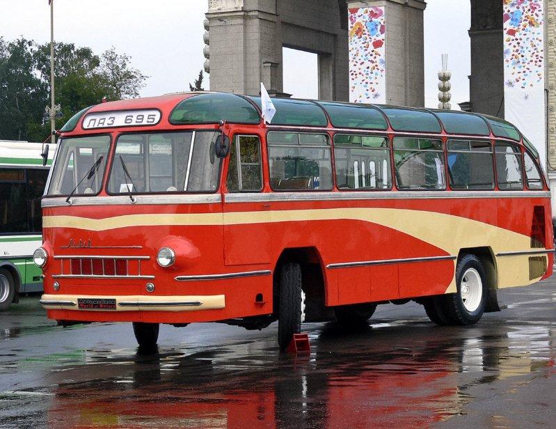 ЛАЗ-695 СССР, автобус