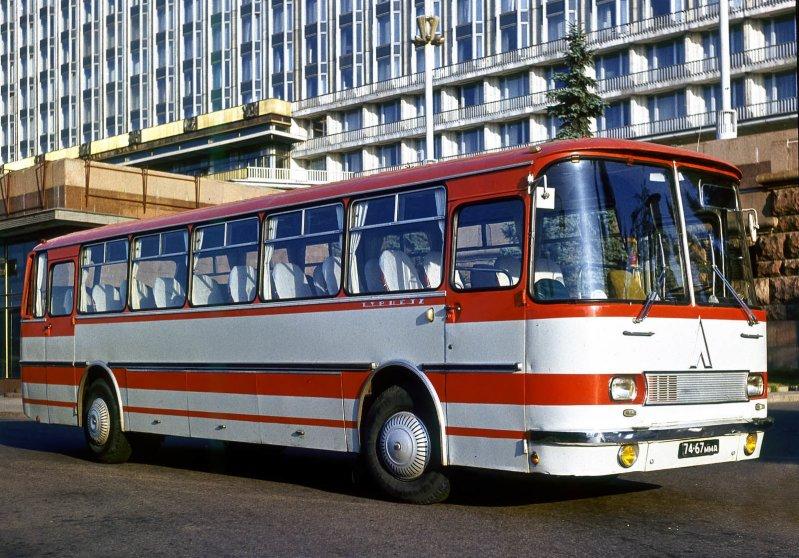 ЛАЗ-699 СССР, автобус